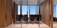 Luxusná sklenená stena